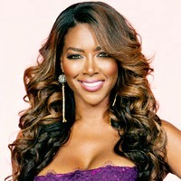 Kenya Moore played by Kenya Moore