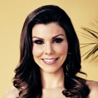 Heather Dubrow played by Heather Dubrow Image