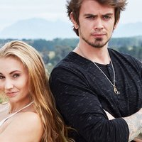 Britni and Chuck played by  Image