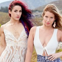 Marie and Cara Maria played by  Image