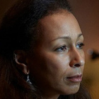 Marie played by Tamara Tunie