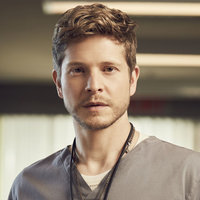 Dr. Conrad Hawkins played by Matt Czuchry