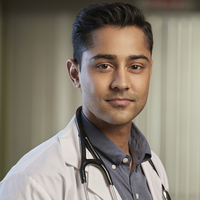 Dr. Devon Pravesh played by Manish Dayal Image