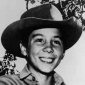 Mark McCain played by Johnny Crawford