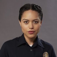 Angela Lopez played by Alyssa Diaz