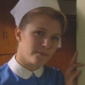 Staff Nurse Meryl Taylor played by Zoie Kennedy