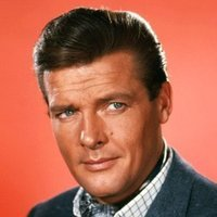 Simon Templar aka The Saintplayed by Roger Moore