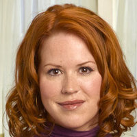 Anne Juergensplayed by Molly Ringwald