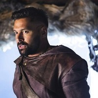 Allanon played by Manu Bennett