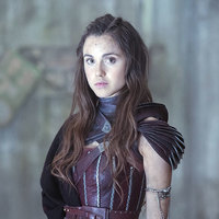 Amberle Elessedil played by Poppy Drayton