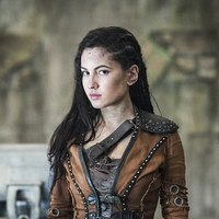 Eretria played by Ivana Baquero