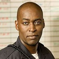Officer Julien Lowe played by Michael Jace