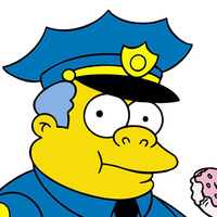 Chief Wiggum The Simpsons