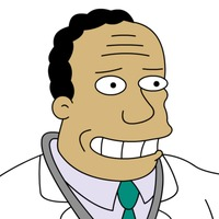 Dr. Hibbert played by Harry Shearer