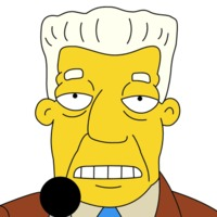 Kent Brockman The Simpsons