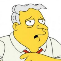 Larry Burns The Simpsons