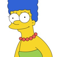 Marge Simpson played by Julie Kavner Image