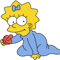 Maggie Simpson The Simpsons