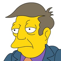 Principal Skinner played by Harry Shearer