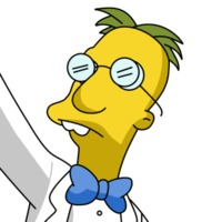 Prof. Frink The Simpsons