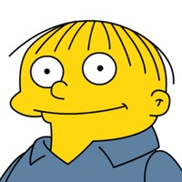 Ralph Wiggum The Simpsons