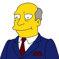Superintendent Chalmers The Simpsons