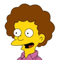Todd Flanders The Simpsons
