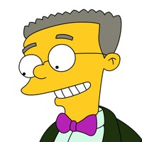 Waylon Smithers The Simpsons