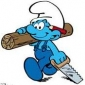 Handy Smurf played by Michael Bell