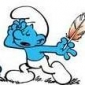 Poet Smurf played by Frank Welker