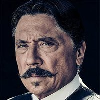 Pedro Garcia played by Carlos Bardem