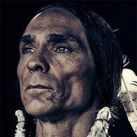 Toshaway played by Zahn McClarnon