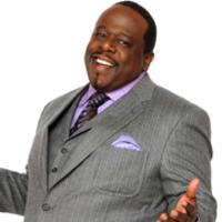 Reverend Boyce 'The Voice' Ballentineplayed by Cedric the Entertainer
