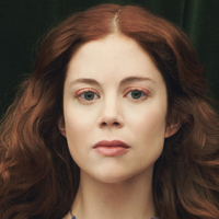 Catherine of Aragon played by Charlotte Hope