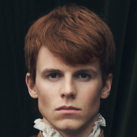 Prince Harry Tudor played by Ruairi O'Connor