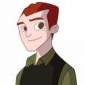 Harry Osborn played by James Arnold Taylor