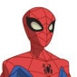 Spider-Man played by Josh Keaton