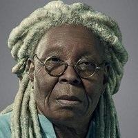 Mother Abagail played by Whoopi Goldberg