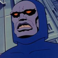 Darkseid The Super Powers Team: Galactic Guardians