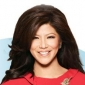 Julie Chen played by Julie Chen