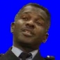 Const. Frank Gladstone played by Rudolph Walker