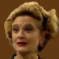 Mayoress Wickham played by Lucy Robinson