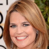 Savannah Guthrie played by Savannah Guthrie