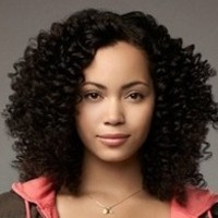 Astrid Finch played by Madeleine Mantock