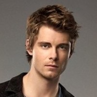John Young  played by Luke Mitchell