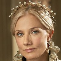 Queen Catherine Parrplayed by Joely Richardson