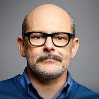 Forrest played by Rob Corddry