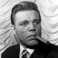 Al Capone played by Neville Brand