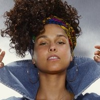 Alicia Keys played by Alicia Keys