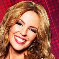 Kylie Minogue played by Kylie Minogue